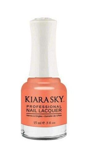 Kiara Sky Nail Lacquer - 15 mL (Son Of A Peach - KSN418)
