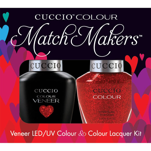 Cuccio Matchmakers - Duo (Manhattan Mayhem - CU6024)