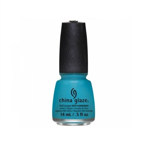 China Glaze Lacquer - 14 mL (Wait N' Sea - CG81790)