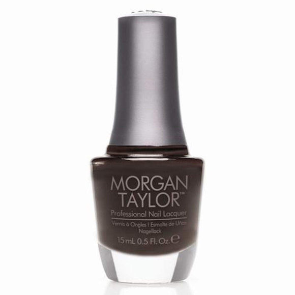Morgan Taylor Professional Nail Lacquer  - 15 mL (Espressso Yourself  - MT50079)