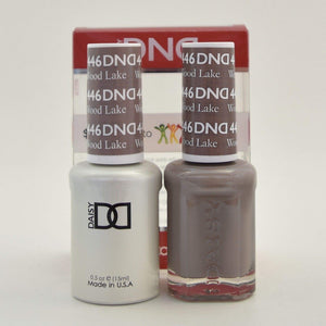 DND Gel & Matching Polish - Duo - (Wood Lake - DD446)