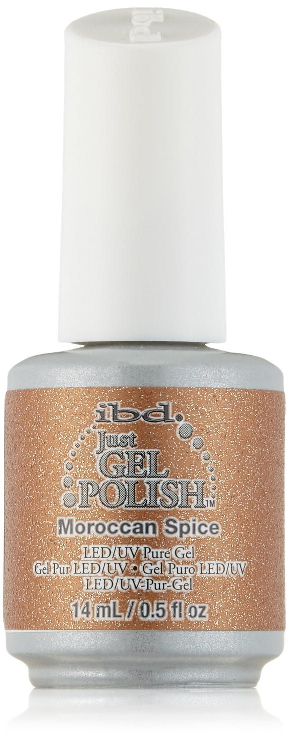 IBD Just Gel Polish - 0.5 oz (Moroccan Spice  - IBD56541)