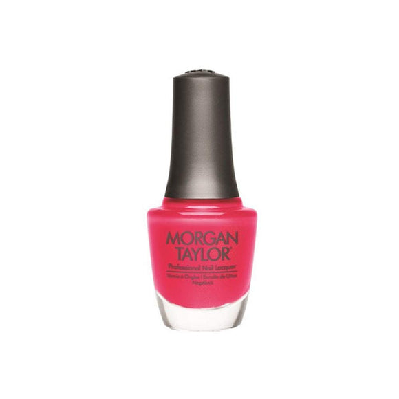 Morgan Taylor Professional Nail Lacquer  - 15 mL (Hip Hot Coral  - MT50222)