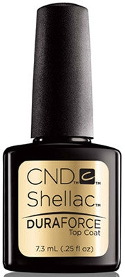 CND Shellac DuraForce Top Coats-15 mL (DuraForce Top Coat - CND91422)
