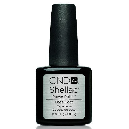 CND Shellac Base Coat-15 mL (Base Coat - CND40404)