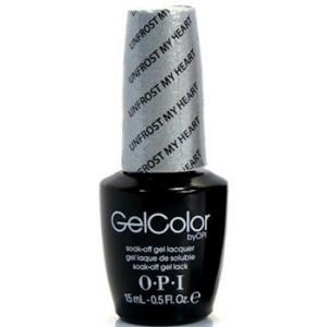 OPI GelColor - 15 mL (Unfrost My Heart - OPIF14)