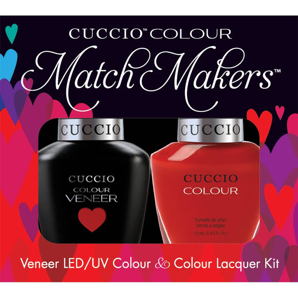 Cuccio Matchmakers - Duo (Maine Lobster - CU6023)