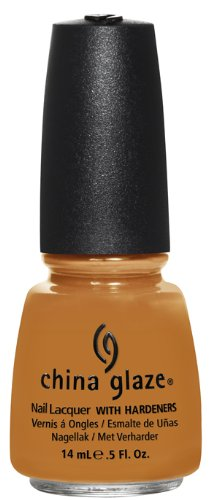 China Glaze Lacquer - 14 mL (Desert Sun  - CG80500)