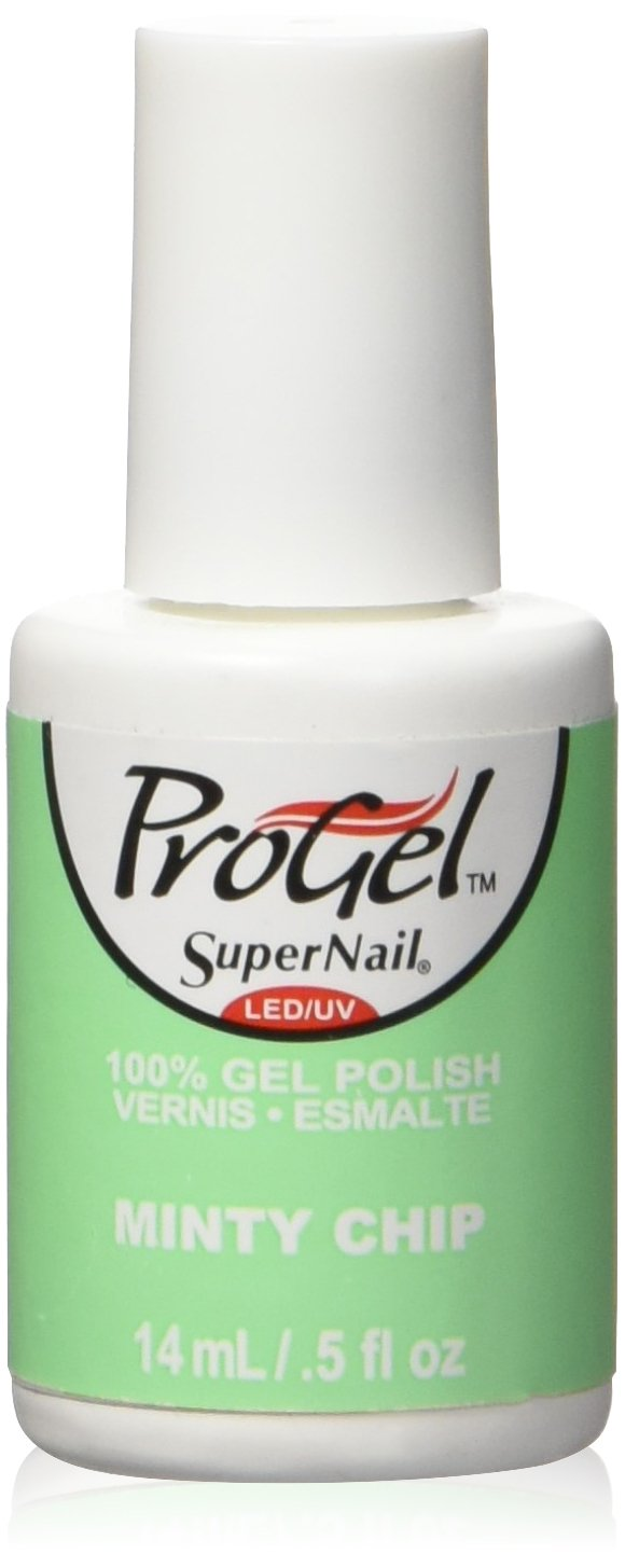 SuperNail ProGel - 0.5 Oz (Minty Chip - SN81451)