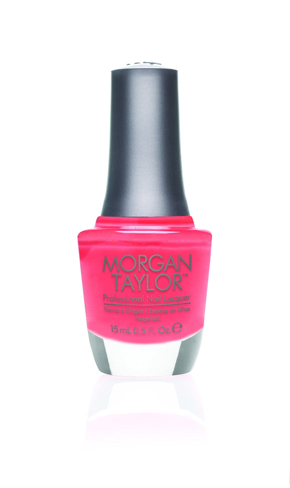 Morgan Taylor Professional Nail Lacquer  - 15 mL (Color Me Bold  - MT50025)
