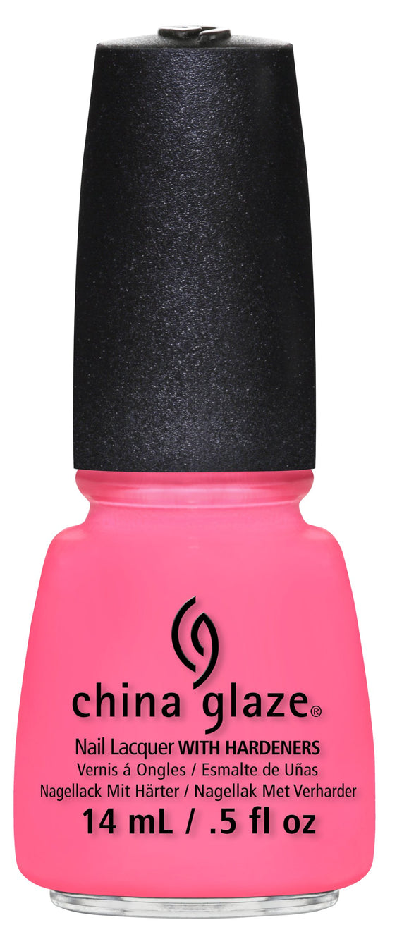 China Glaze Lacquer - 14 mL (Neon & on & on - CG81320)