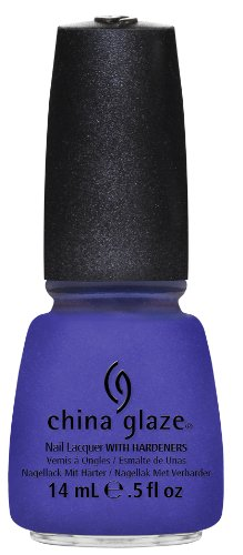 China Glaze Lacquer - 14 mL (Fancy Pants  - CG81195)