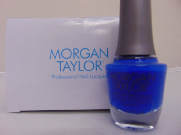 Morgan Taylor Professional Nail Lacquer  - 15 mL (Making Waves  - MT50124)