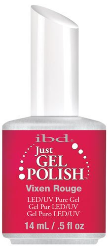 IBD Just Gel Polish - 0.5 oz (Vixen Rouge  - IBD56673)