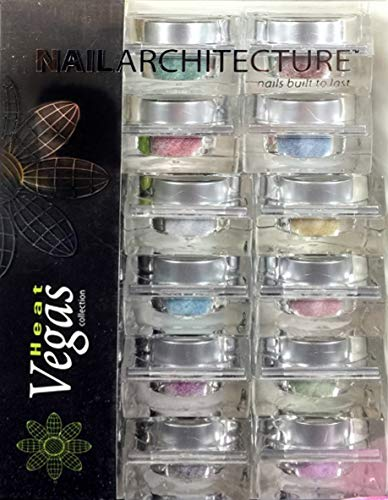Vegas Heat Nail Architecture Collection