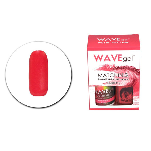 Wave Gel Matching Duo (Pinkie Pie - W140)