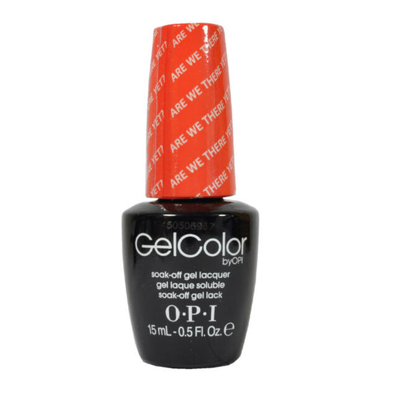 OPI GelColor - 15 mL (Are We There Yet? - OPIGC105)
