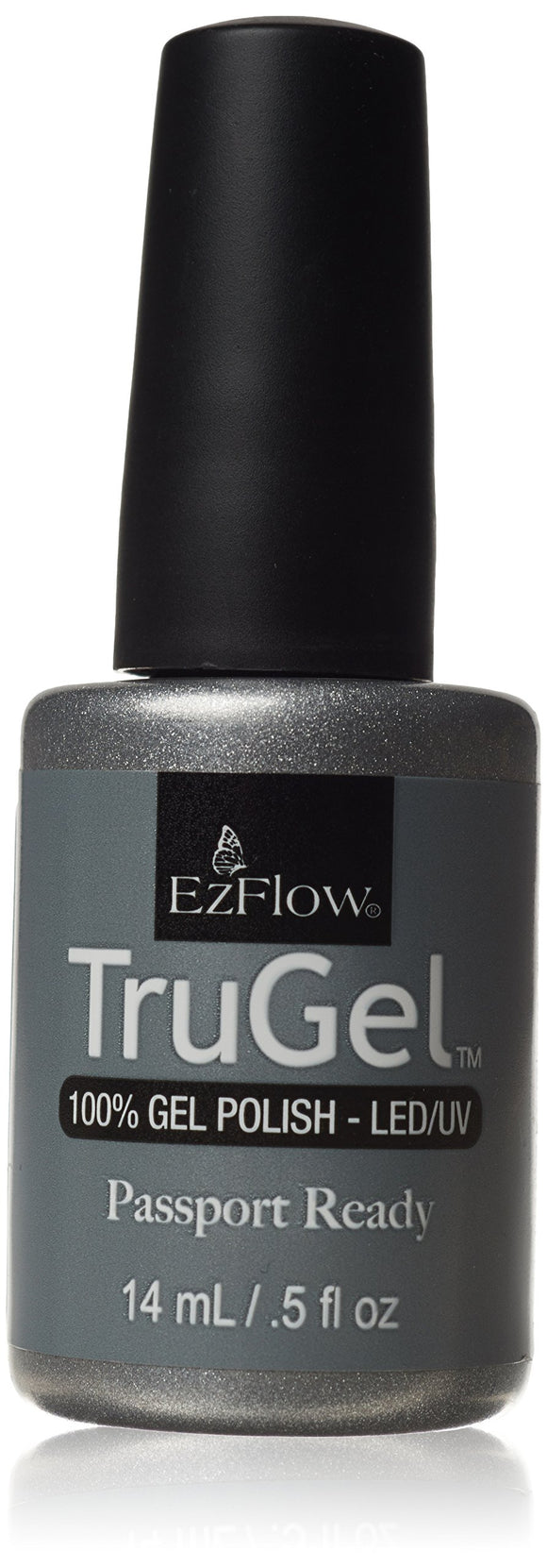 Ez Flow TruGel LED/UV Gel Polish - 14 mL (Passport Ready - EZTG42328)