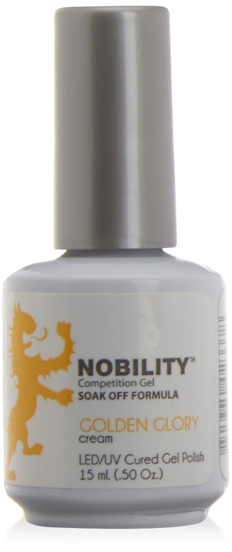 LeChat Nobility Gel Polish - 15 mL (Golden Glory - NBGP19)
