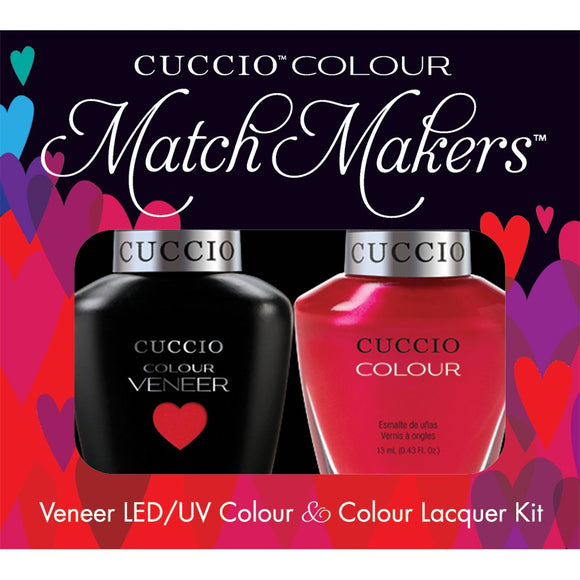 Cuccio Matchmakers - Duo (Bali Bliss - CU6037)