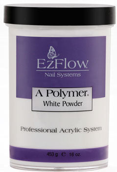 A Polymer Powder - 16 Oz (White Powder - EZA66055)