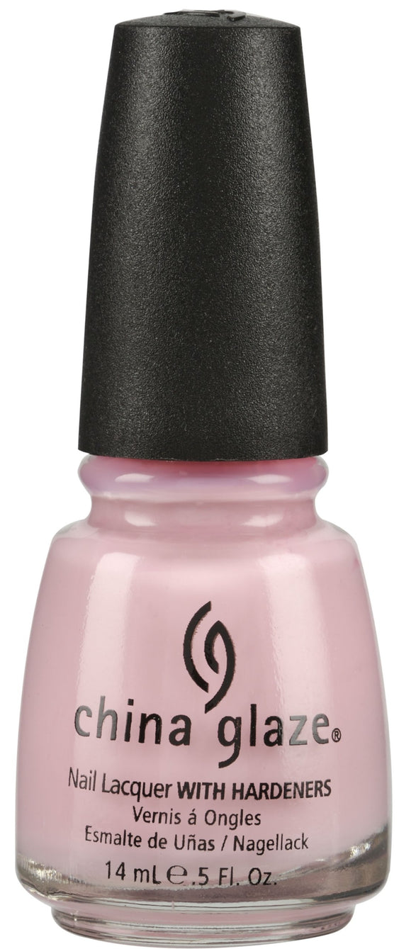 China Glaze Lacquer - 14 mL (Go Go Pink - CG70229)