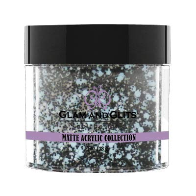 Glam And Glits Matte Acrylic Powder - 1 Oz (Tropical Colada - MAT606)