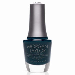 Morgan Taylor Professional Nail Lacquer  - 15 mL (Totally A-tealing - MT50089)