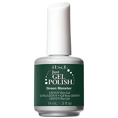 IBD Just Gel Polish - 0.5 oz (Green Monster  - IBD56564)