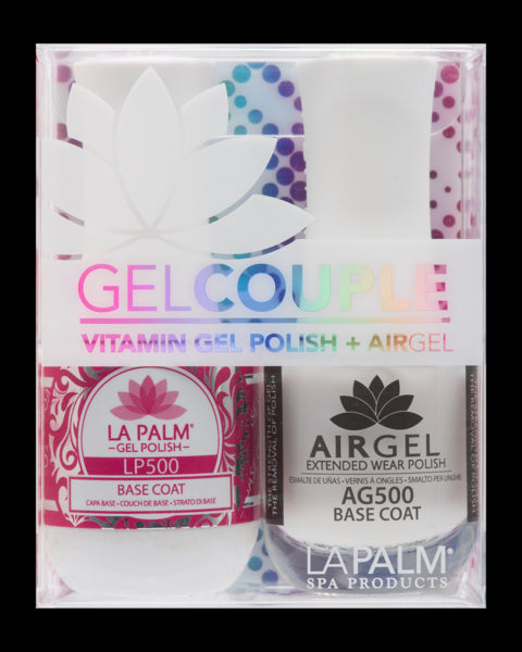 La Palm Gel Couple Duo - 14 mL (Base Coat - TGC500)