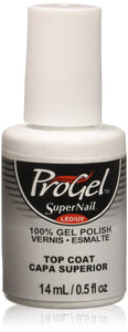 SuperNail ProGel - 0.5 Oz (Top Coat - SN80306)