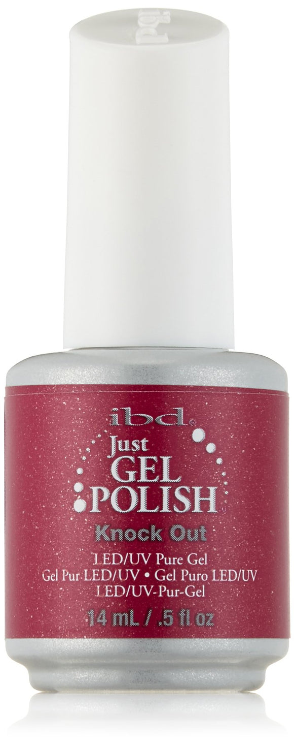 IBD Just Gel Polish - 0.5 oz (Knock Out  - IBD56591)