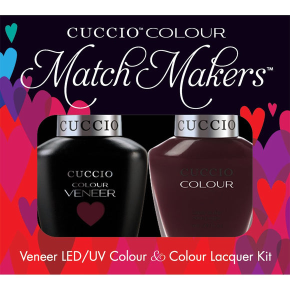 Cuccio Matchmakers - Duo (Nights in Napoli - CU6027)