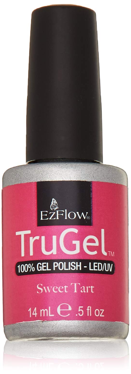 Ez Flow TruGel LED/UV Gel Polish - 14 mL (Sweet Tart - EZTG42283)