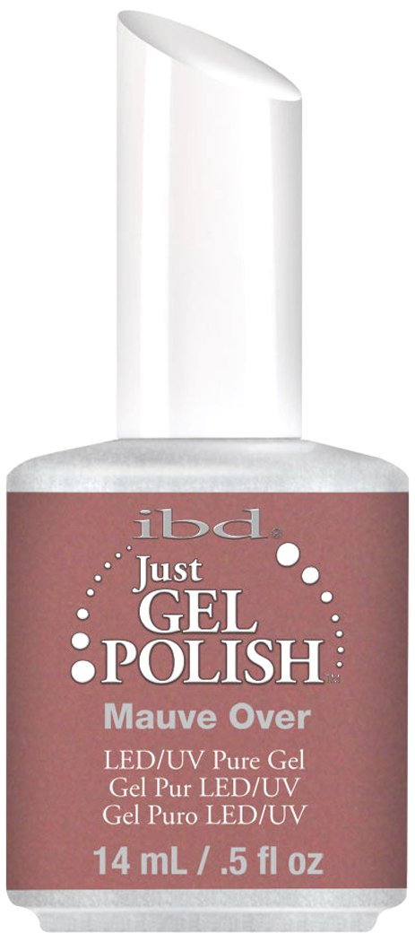IBD Just Gel Polish - 0.5 oz (Mauve Over  - IBD56669)
