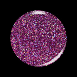 Kiara Sky Dip Powder - 2 Oz (Purple Sparkle - KSD430)