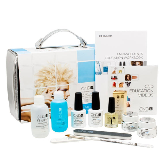 CND Brisa Lite Removable Gel Sculpting Pack (Kit - CND09930)