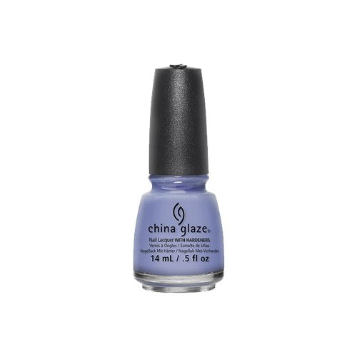 China Glaze Lacquer - 14 mL (Secret Peri-wink-le - CG80895)