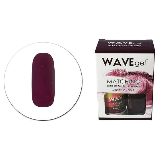 Wave Gel Matching Duo (Rosy Cheeks - W167)
