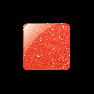 Glam And Glits Glitter Acrylic - 2 Oz (Pink Crystal - GGGA28)
