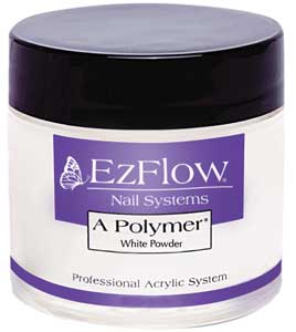 A Polymer Powder - 8 Oz (White Powder - EZ66054)