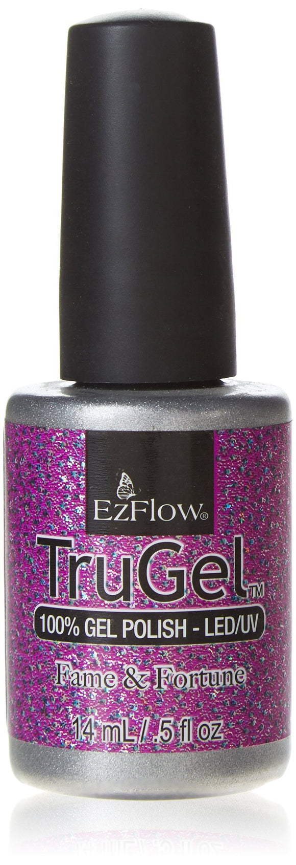 Ez Flow TruGel LED/UV Gel Polish - 14 mL (Fame & Fortune - EZTG42336)