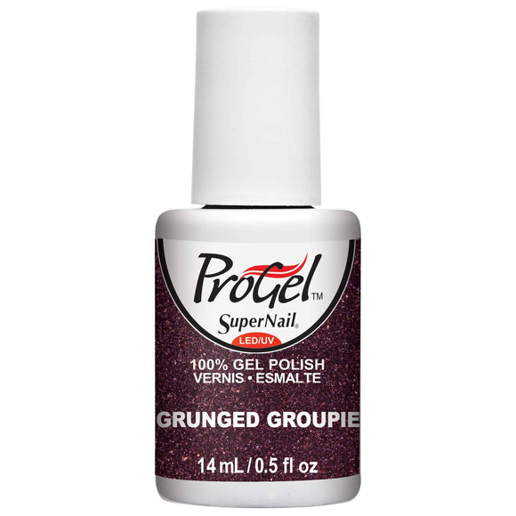 SuperNail ProGel - 0.5 Oz (Grunged Groupie - SN82200)