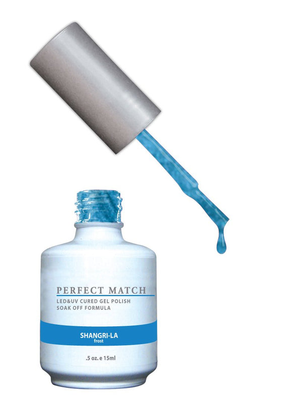 LeChat Perfect Match Nail Polish - 0.5 Oz (Shangri-La - PMS067)