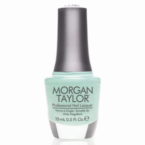Morgan Taylor Professional Nail Lacquer  - 15 mL (Mint Chocolate Chip  - MT50085)