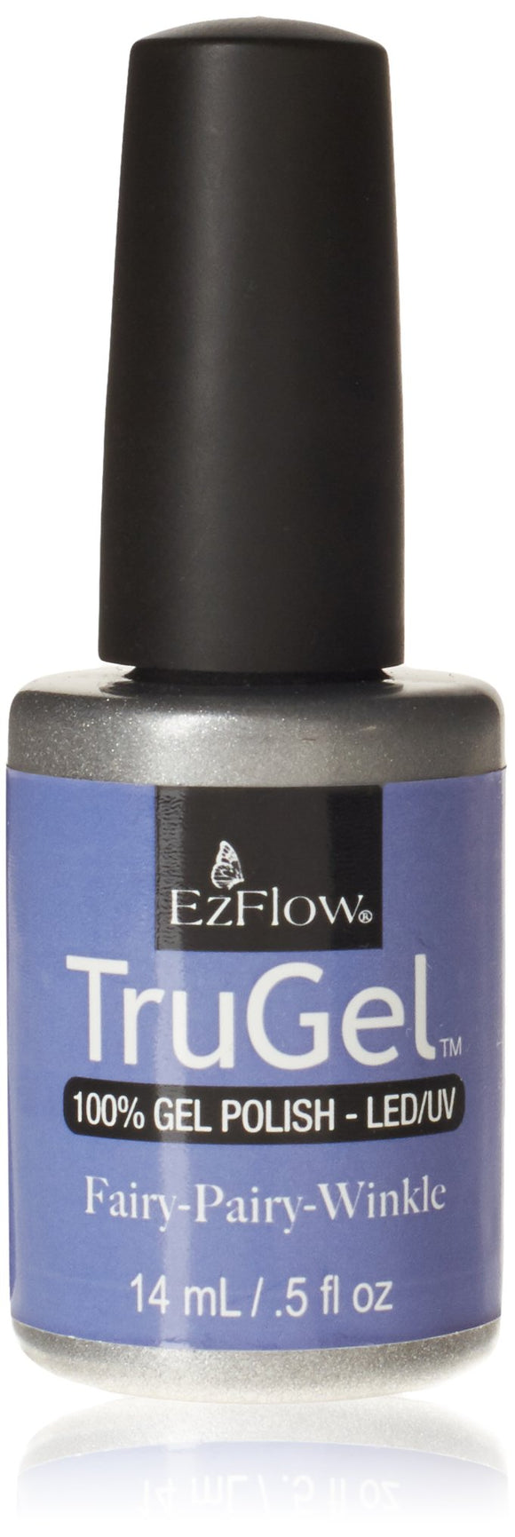 Ez Flow TruGel LED/UV Gel Polish - 14 mL (Fairy-Pairy-Winkle - EZTG42445)