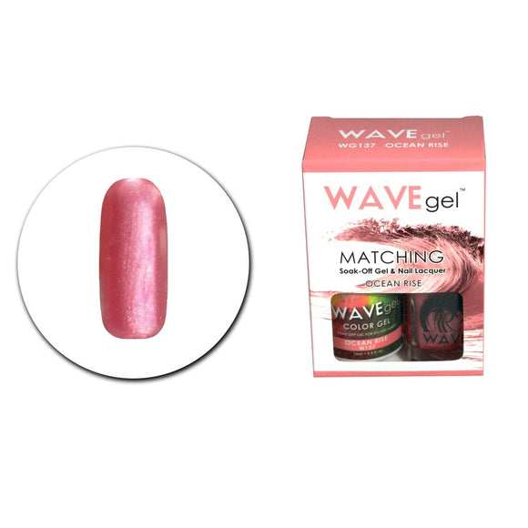 Wave Gel Matching Duo (Ocean Rise - WG137)