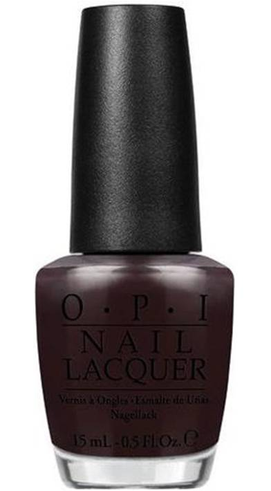 OPI Nail Lacquer - 15 mL (Love Is Hot And Coal - OPIHRF06)