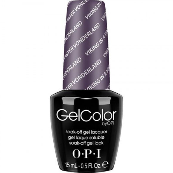 OPI GelColor - 15 mL (Viking In A Vinter Vonderland - OPIN49)