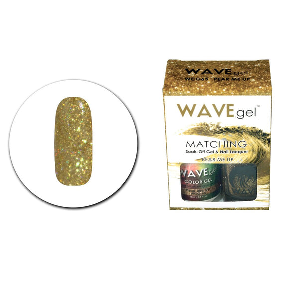 Wave Gel Matching Duo (Pear Me Up - WCG65)
